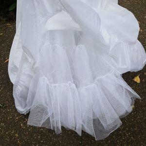David's Bridal Dresses - David's Bridal | Crinoline Underskirt